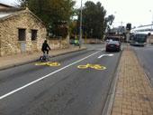 Bicycle awareness