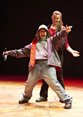 The Comedy of Errors at Fremantle Arts Centre