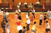 Afternoon tea dance for over 55s