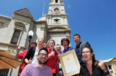 City takes gold at 2014 WA tourism awards