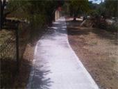 Snook Crescent footpath upgrade