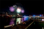Indian Ocean Fireworks