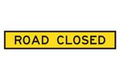 Upcoming road closures