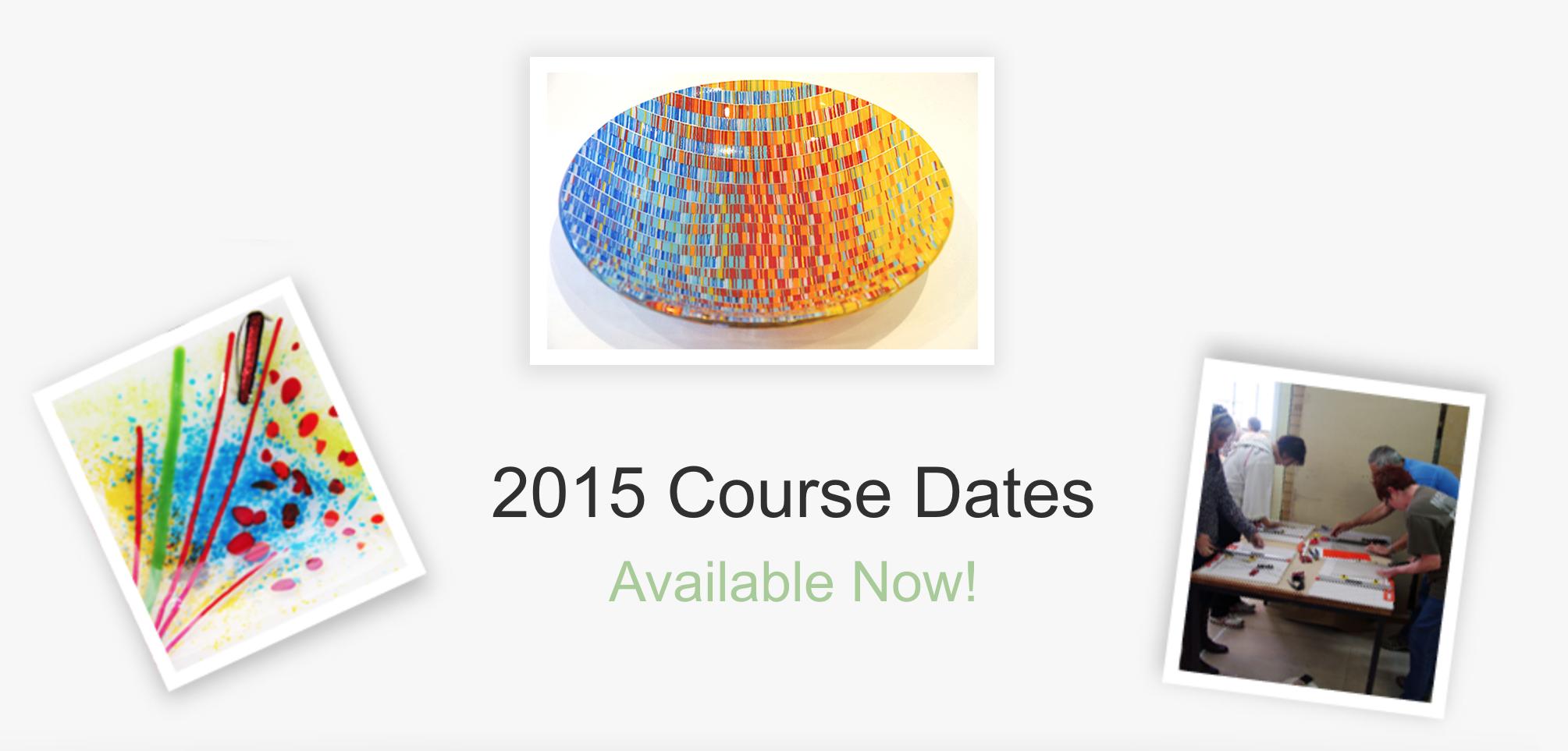 2015 Course Dates